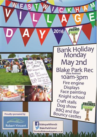 West Wickham Village Day