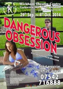 Dangerous Obsession poster V3 5 (1)