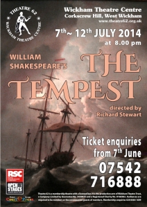 The Tempest July 2014