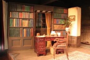 Rudyard Kipling's study