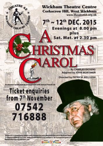 Christmas Carol 2015