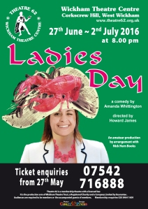 Ladies Day poster