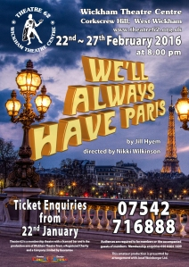 We'll Alway Have Paris