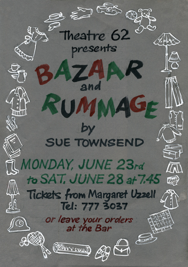 Bazaar and Rummage June 1997