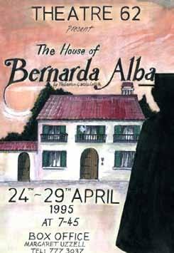 The_House_of_Bernarda_Alba April 1995