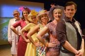Ladies' Day cast - Theatre 62